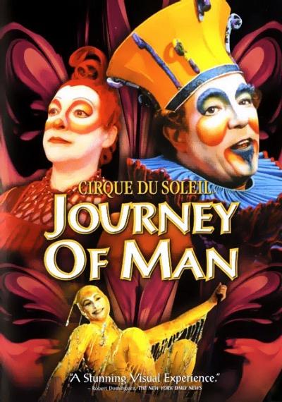 Cirque du Soleil: Journey of Man: IMAX