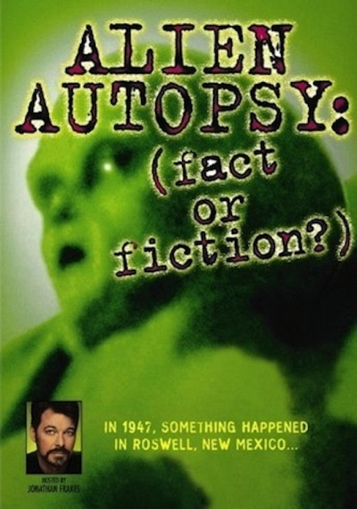 Alien Autopsy (Fact or Fiction?)