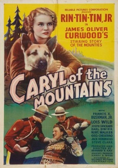 Rin Tin Tin: Caryl of the Mountains