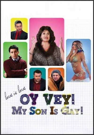 Oy Vey! My Son Is Gay!!