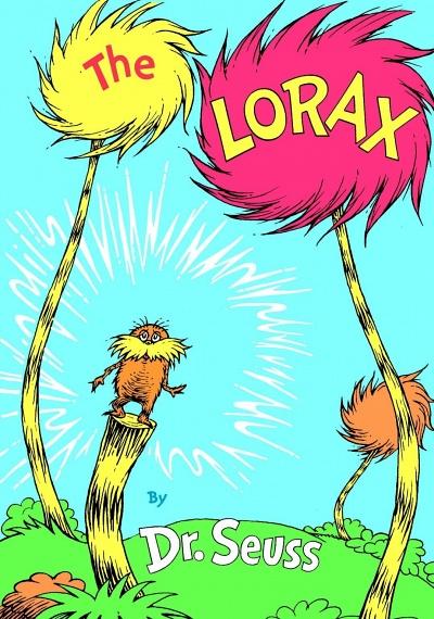 Dr. Seuss: The Lorax