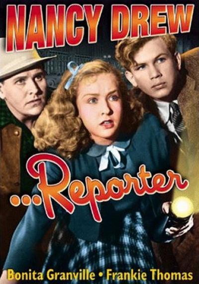 Nancy Drew: Detective / Reporter