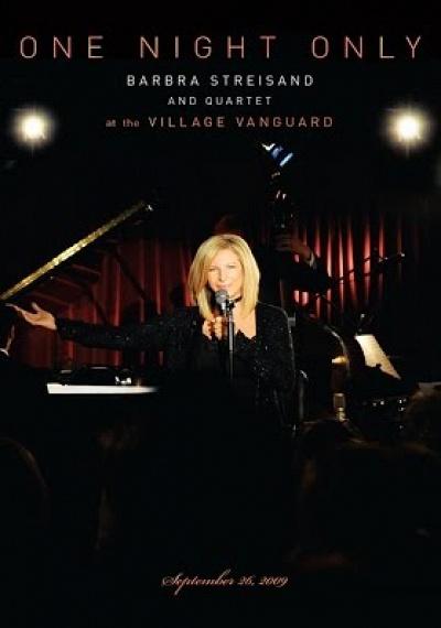Barbra Streisand: One Night Only