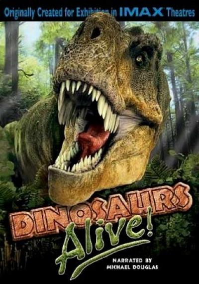 Dinosaurs Alive!: IMAX