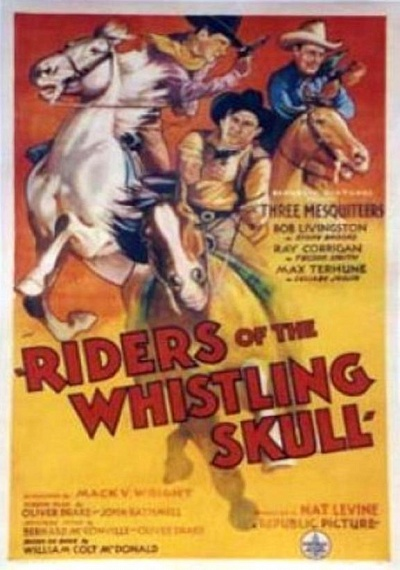 The Riders of the Whistling Skull