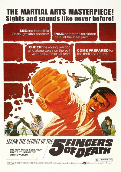 5 Fingers of Death