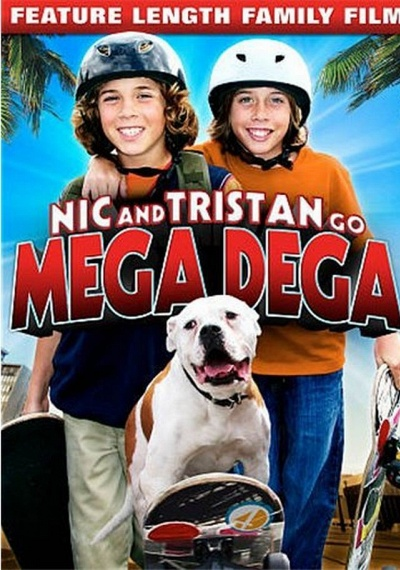 Nic and Tristan Go Mega Dega