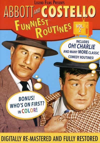 Abbott and Costello Funniest Routines: Vol. 2