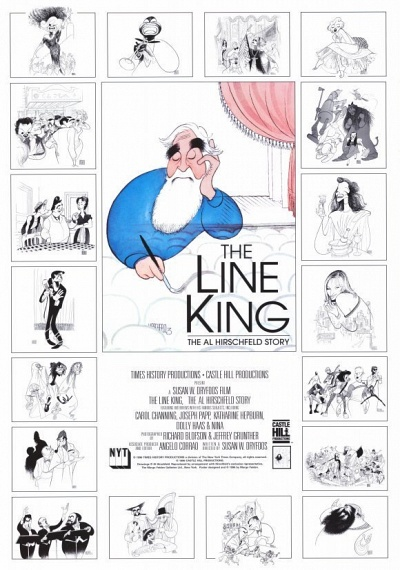 Line King: The Al Hirschfeld Story