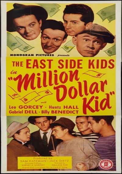 The East Side Kids: Million Dollar Kid
