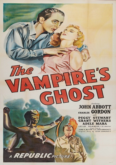 The Vampire's Ghost