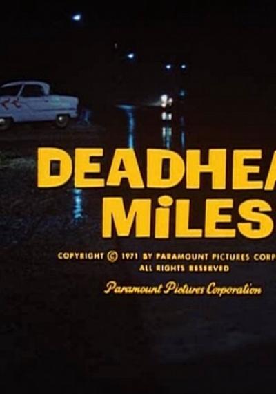 Deadhead Miles