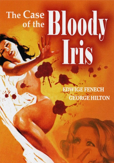 The Giallo Collection: The Case of the Bloody Iris