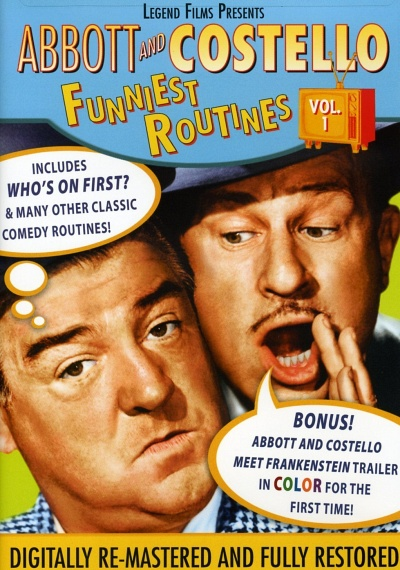 Abbott and Costello Funniest Routines: Vol. 1