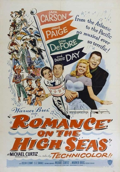Romance on the High Seas