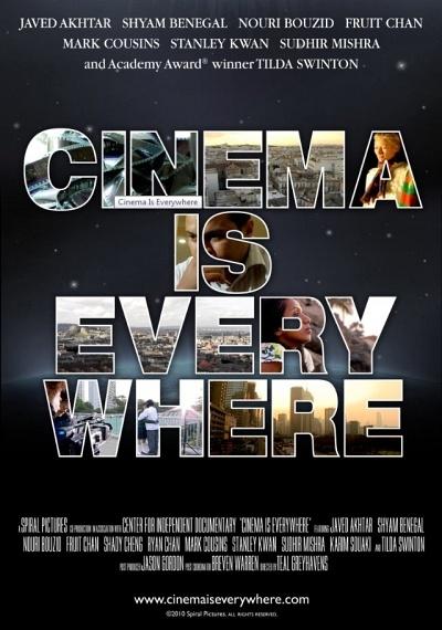 Cinema Is Everywhere