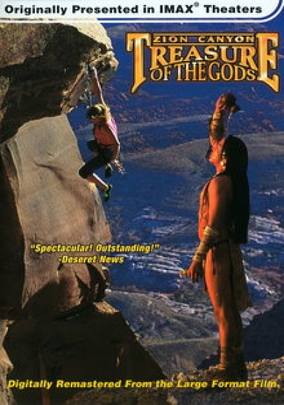 Zion Canyon: Treasure of the Gods: IMAX