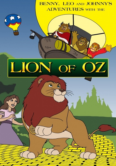 Lion of Oz