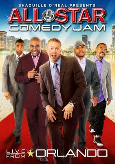 Shaquille O'Neal Presents: All Star Comedy Jam: Live from Orlando