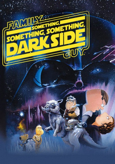 Family Guy: Something, Something, Something, Dark Side