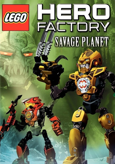 LEGO: Hero Factory: Savage Planet