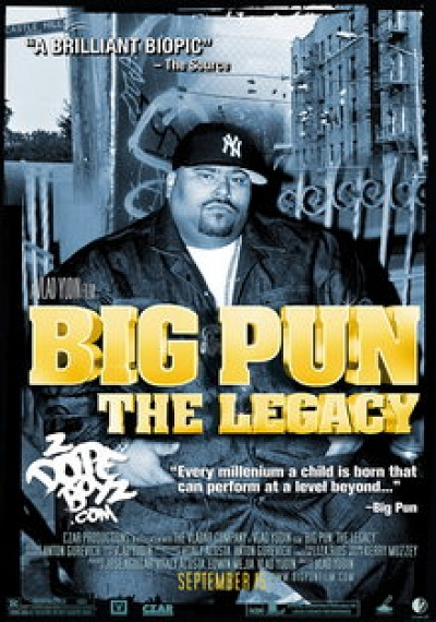 Big Pun: The Legacy