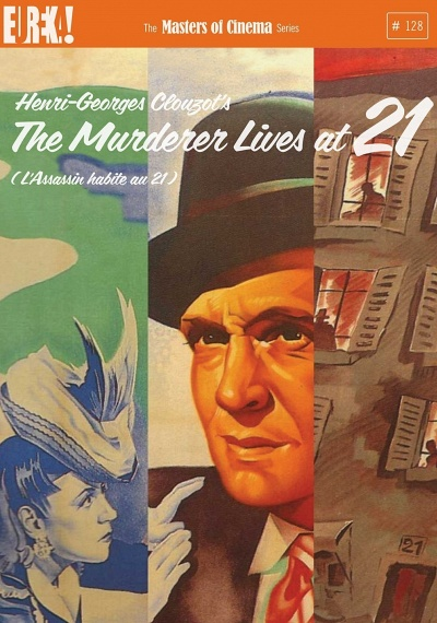 The Murderer Lives at Number 21
