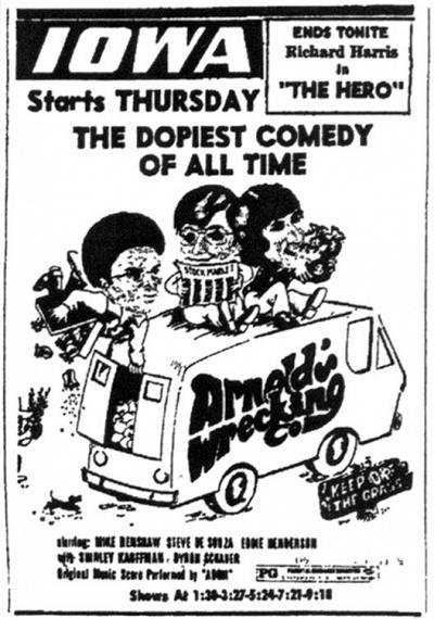 Arnold's Wrecking Co.