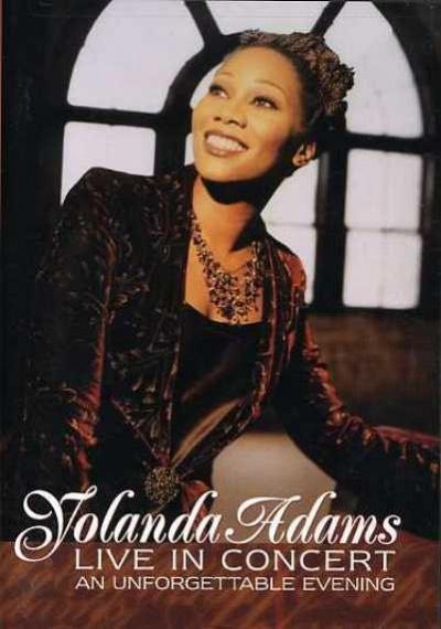 Yolanda Adams: Live in Concert: An Unforgettable Evening