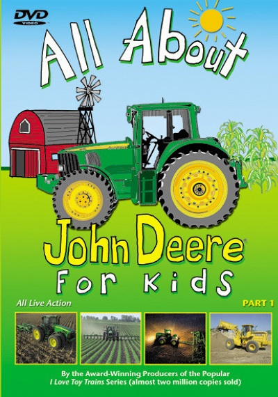 All About John Deere for Kids: Vol. 1