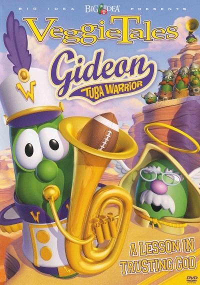VeggieTales: Gideon: Tuba Warrior