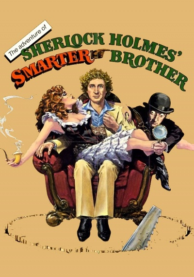 The Adventures of Sherlock Holmes' Smarter Brother