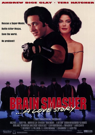 Brainsmasher: A Love Story
