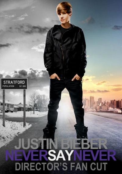 Justin Bieber: Never Say Never: Director's Fan Cut