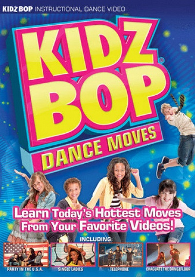 Kidz Bop: Dance Moves