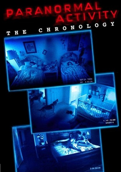 Paranormal Activity: The Chronology