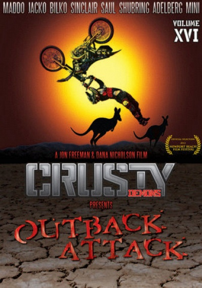 Crusty 16: Outback Attack