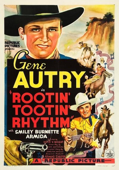 Rootin' Tootin' Rhythm
