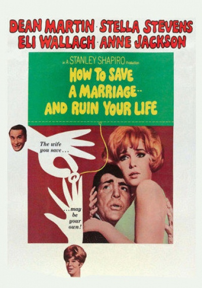How to Save a Marriage (And Ruin Your Life)