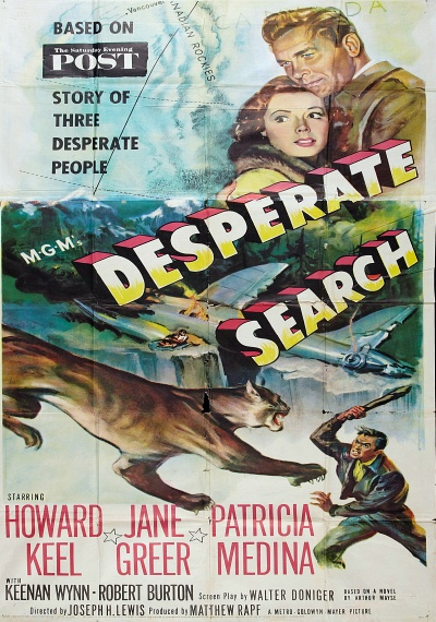 Desperate Search