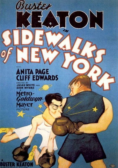 Sidewalks of New York
