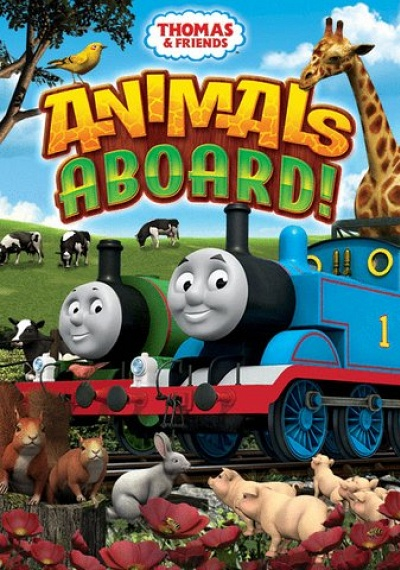 Thomas & Friends: Animals Aboard!