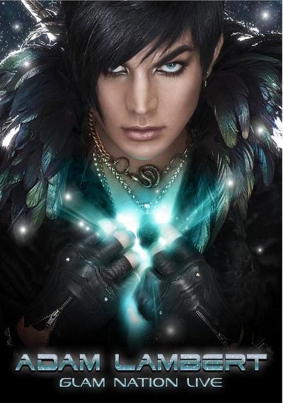 Adam Lambert: Glam Nation Live