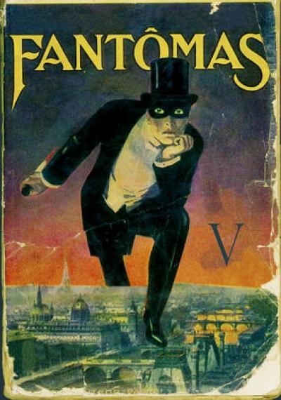 Fantômas V: The False Magistrate