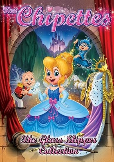 Alvin and the Chipmunks: Glass Slipper Collection