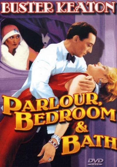 Parlor, Bedroom & Bath