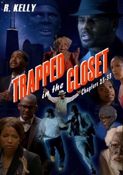 Trapped in the Closet Chapters 23-33