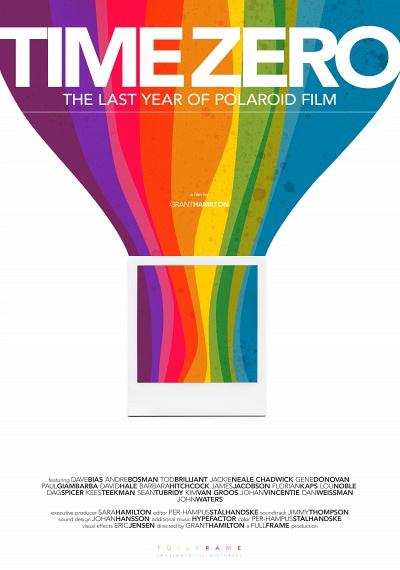 Time Zero: The Last Year of Polaroid Film