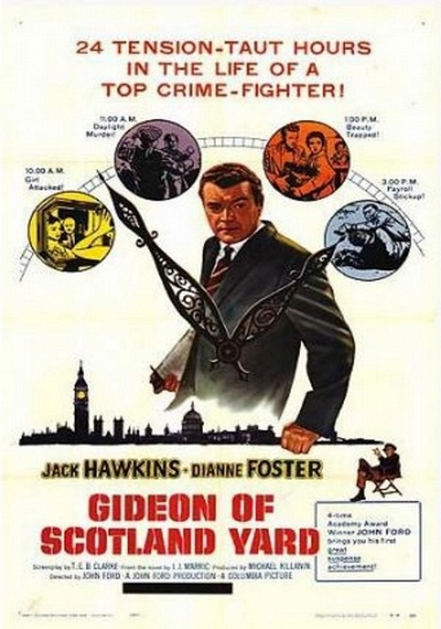 Gideon of Scotland Yard
