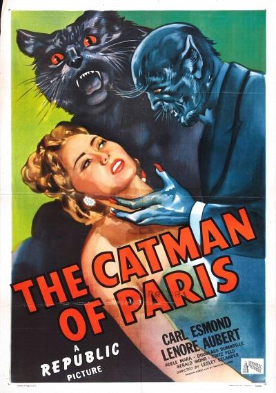 The Catman of Paris
